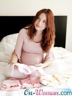 что надеть в домашней обстановке если ты беременная