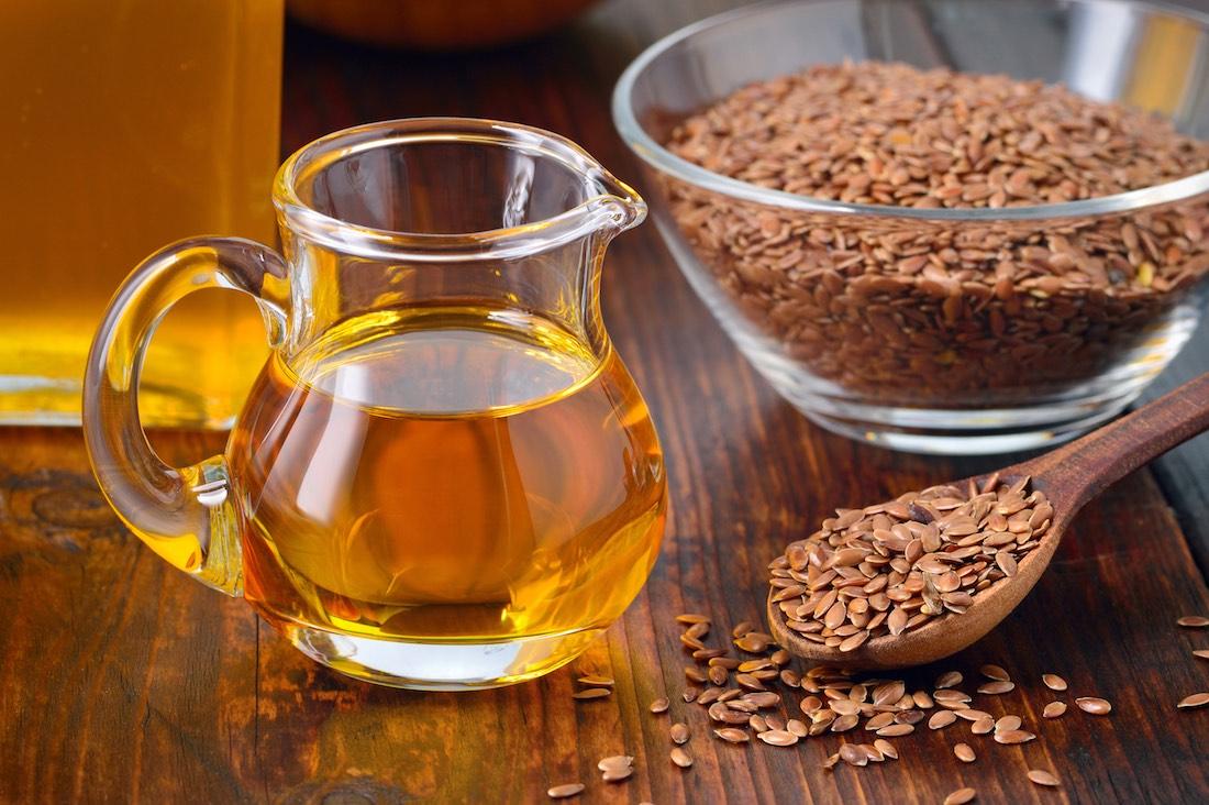 Как использовать семена льна для похудения и очищения организма от шлаков Отзывы похудевших