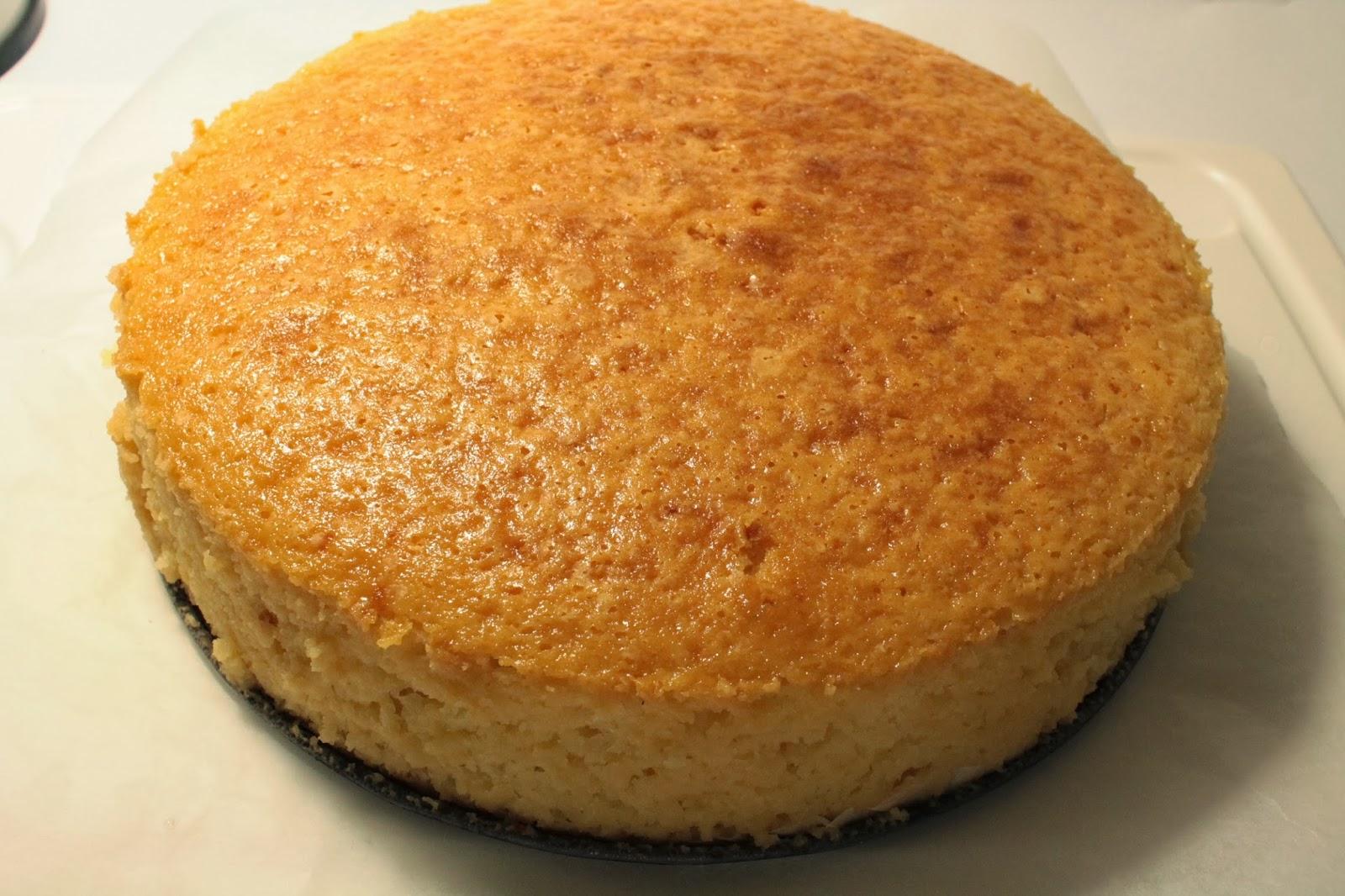 Как сделать коржи торта ровными 606