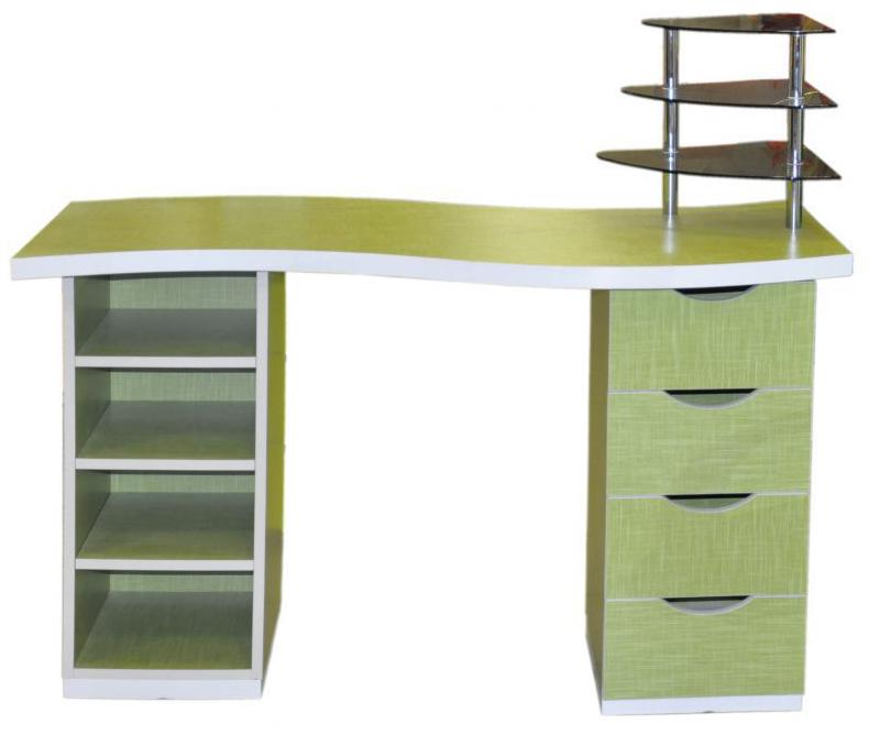 классическая модель маникюрного стола