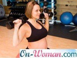 Можно ли похудеть во время беременности? 3 способа