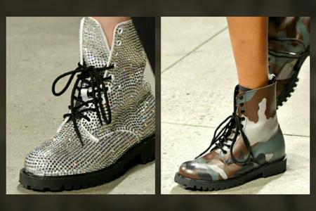 Модные женские туфли 2018: весна-лето (ФОТО)