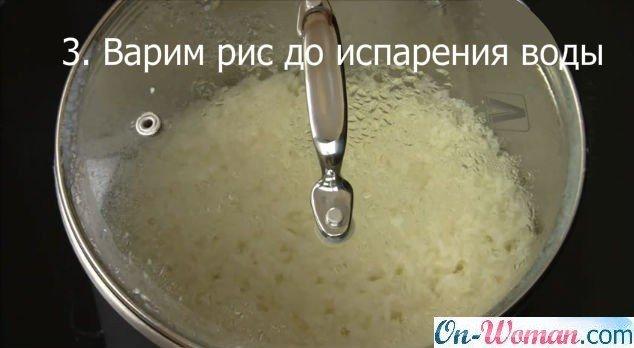 Как отварить рис в домашних условиях 358