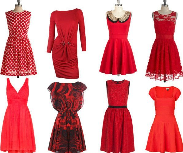 длина и стиль платья