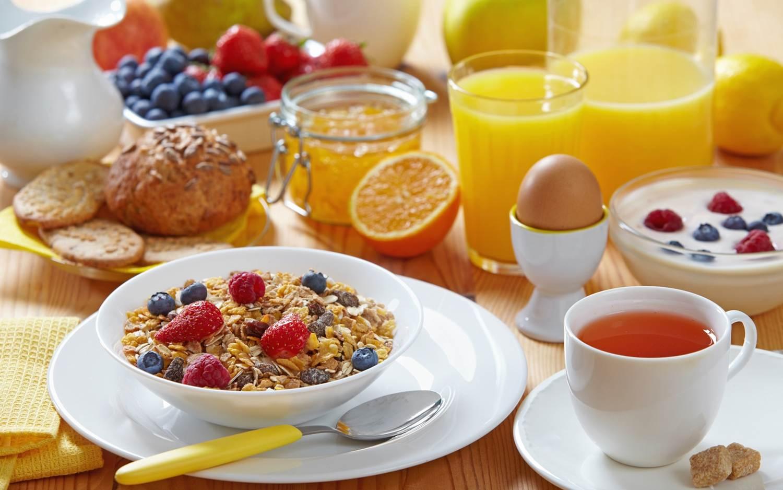 7 Здоровых завтраков