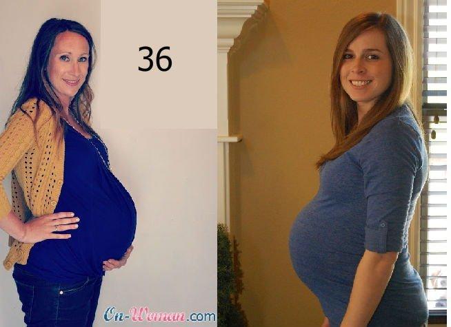 фото 36 недель