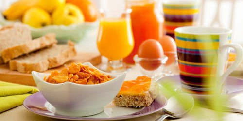 Что есть утром на завтрак чтобы не потолстеть