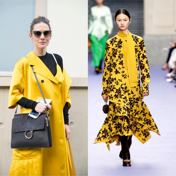 Модные цвета и оттенки сезонов весна-лето и осень-зима 2018