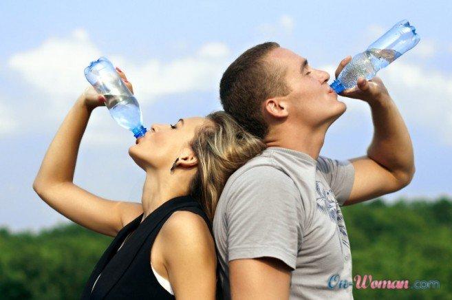 Пейте больше воды
