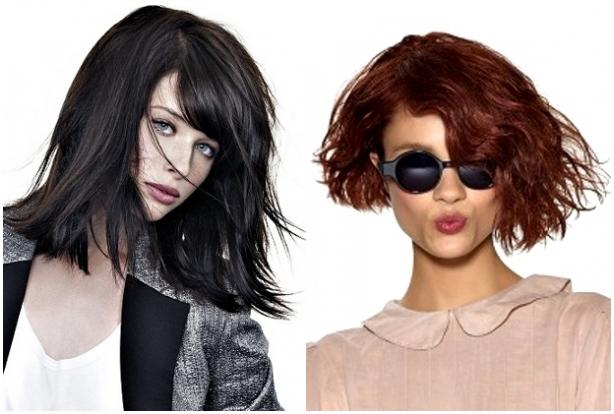 Прически на каждый день для средней длины волос