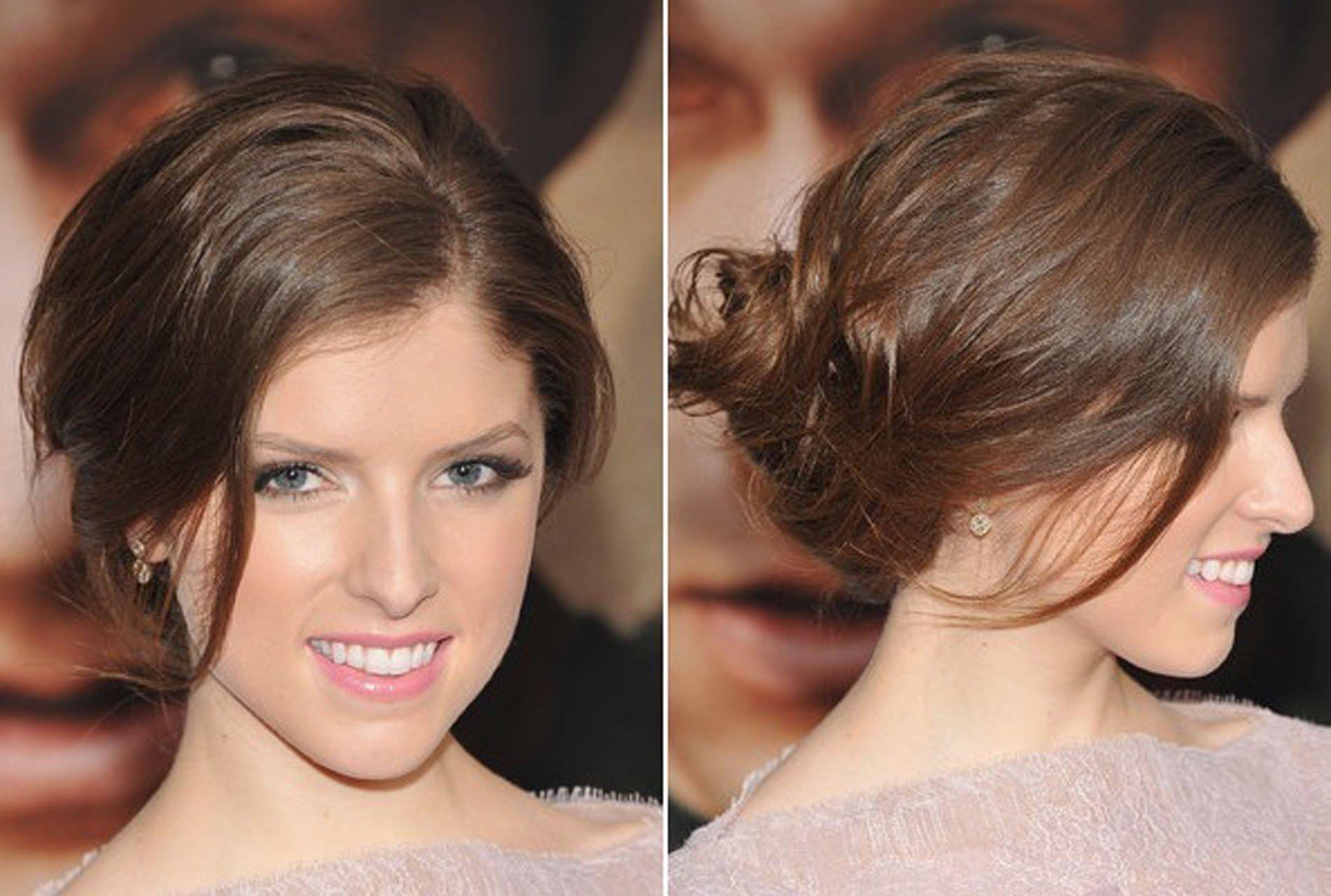 Фото причёсок на средние волосы с чёлкой на повседневную