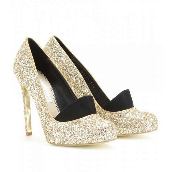 мода обувь вечерники