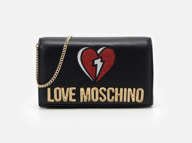 сумка из коллекции Moschino