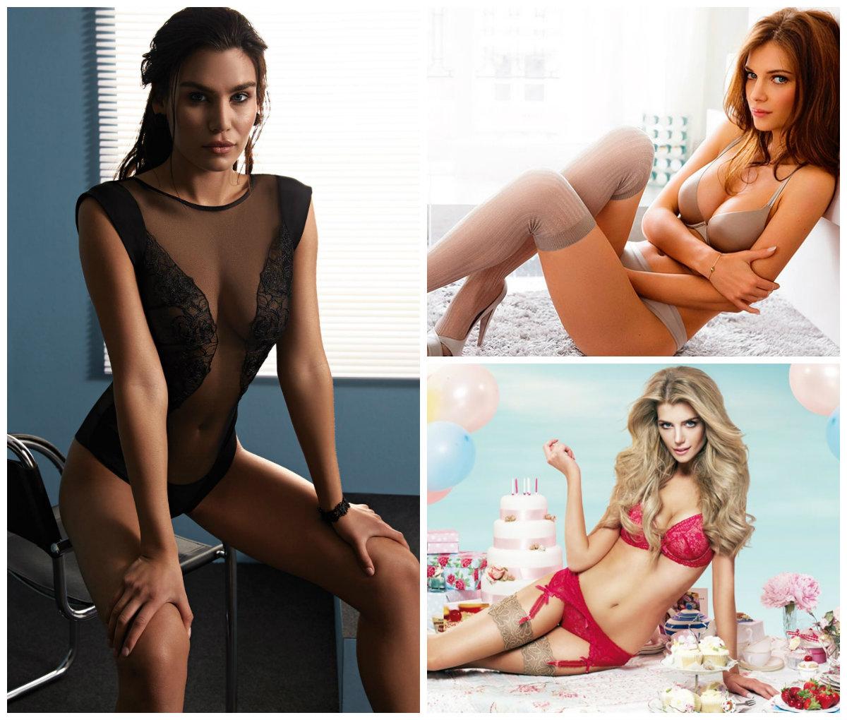 035bc0d005851 Поклонницы бренда Victoria's Secret не были разочарованы и в этот раз:  показ мод оказался впечатляющим фееричным шоу. Модное нижнее белье 2018 в  этой ...