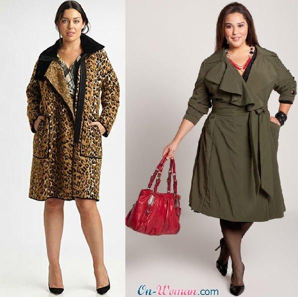 Зимняя Одежда Для Полных Женщин Фото