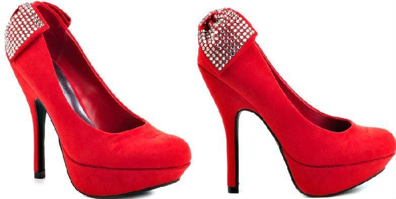 Туфли Красные Фото 2014