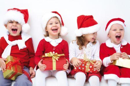 Подарки для детей на Новый Год 2018: подходим к выбору с умом