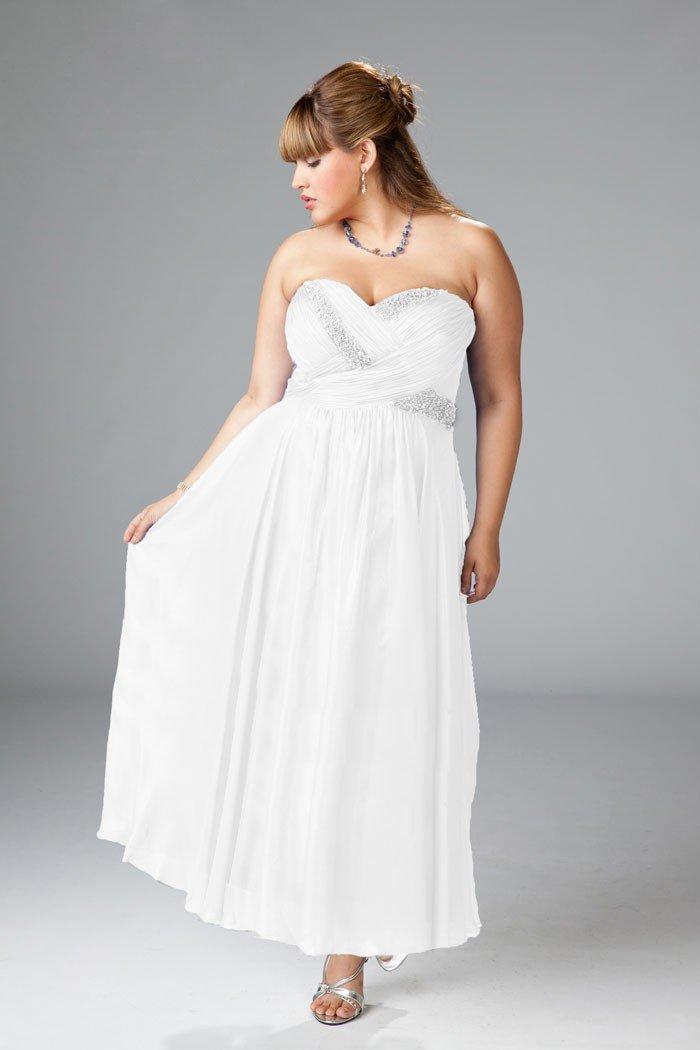 Платья свадебные крупное