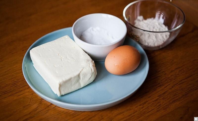 компоненты для сырников