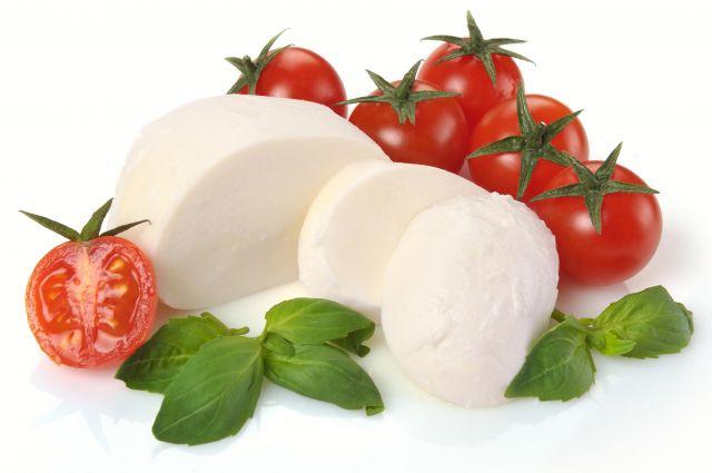 Ингредиенты для пиццы «Маргарита»