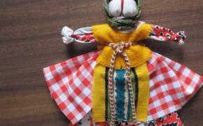 Готовая куколка Желанница