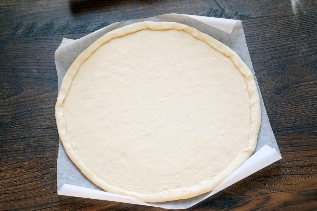 бортики на основе для пиццы