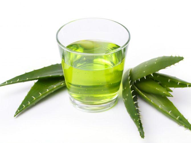 Aloe Vera Juice NSP для кожи