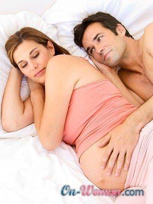 Анальный секс для беременной женщины