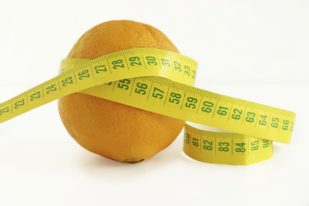 апельсин похудение
