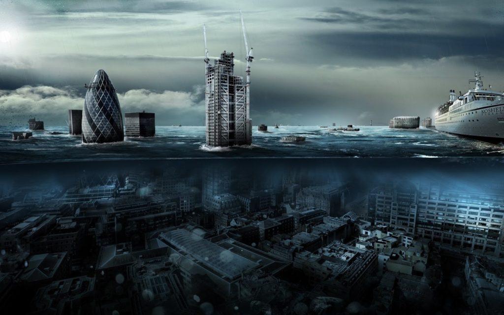 Апокалипсис из-за наводнения