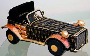 Авто из конфет