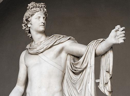 Статуя Аполлона Бельведерского