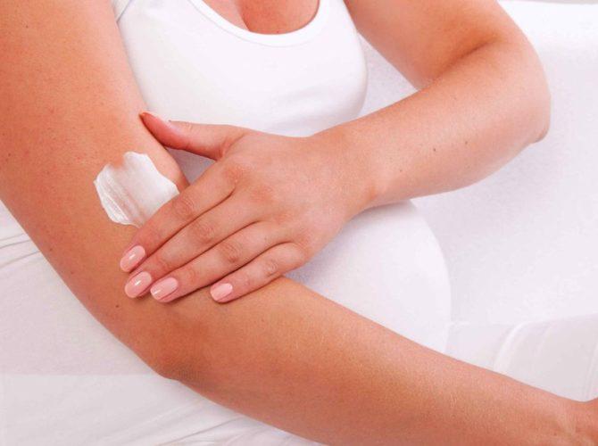 беременность уход за кожей