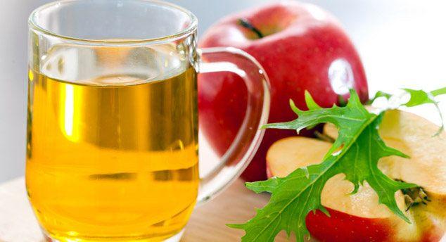 Крем на основе натурального яблочного уксуса