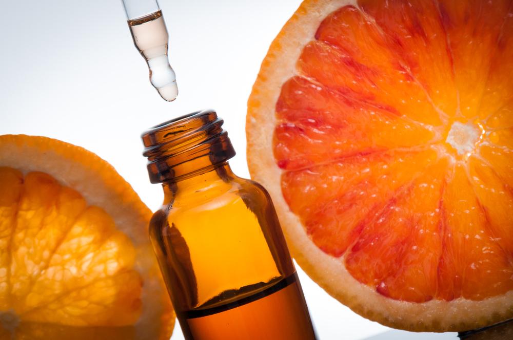 цитрусовое эфирное масло