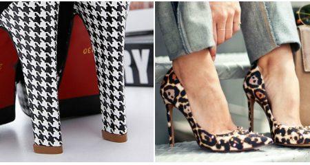 Тенденции нового стиля: туфли