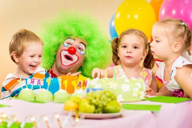 аниматоры на детский день рождения с выездом