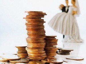 затраты на организцию свадьбы