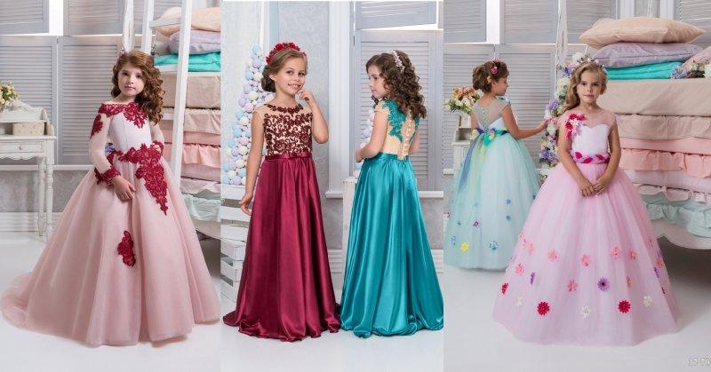 Детские наряды на новый год 2018