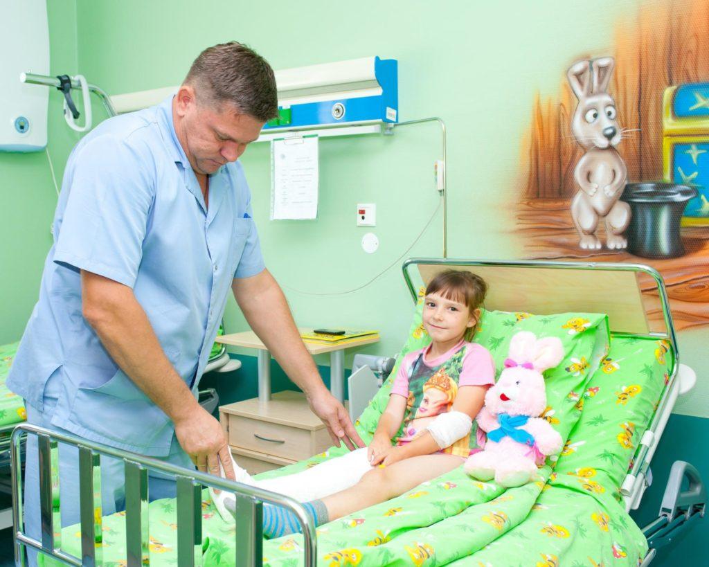 Детский травматолог