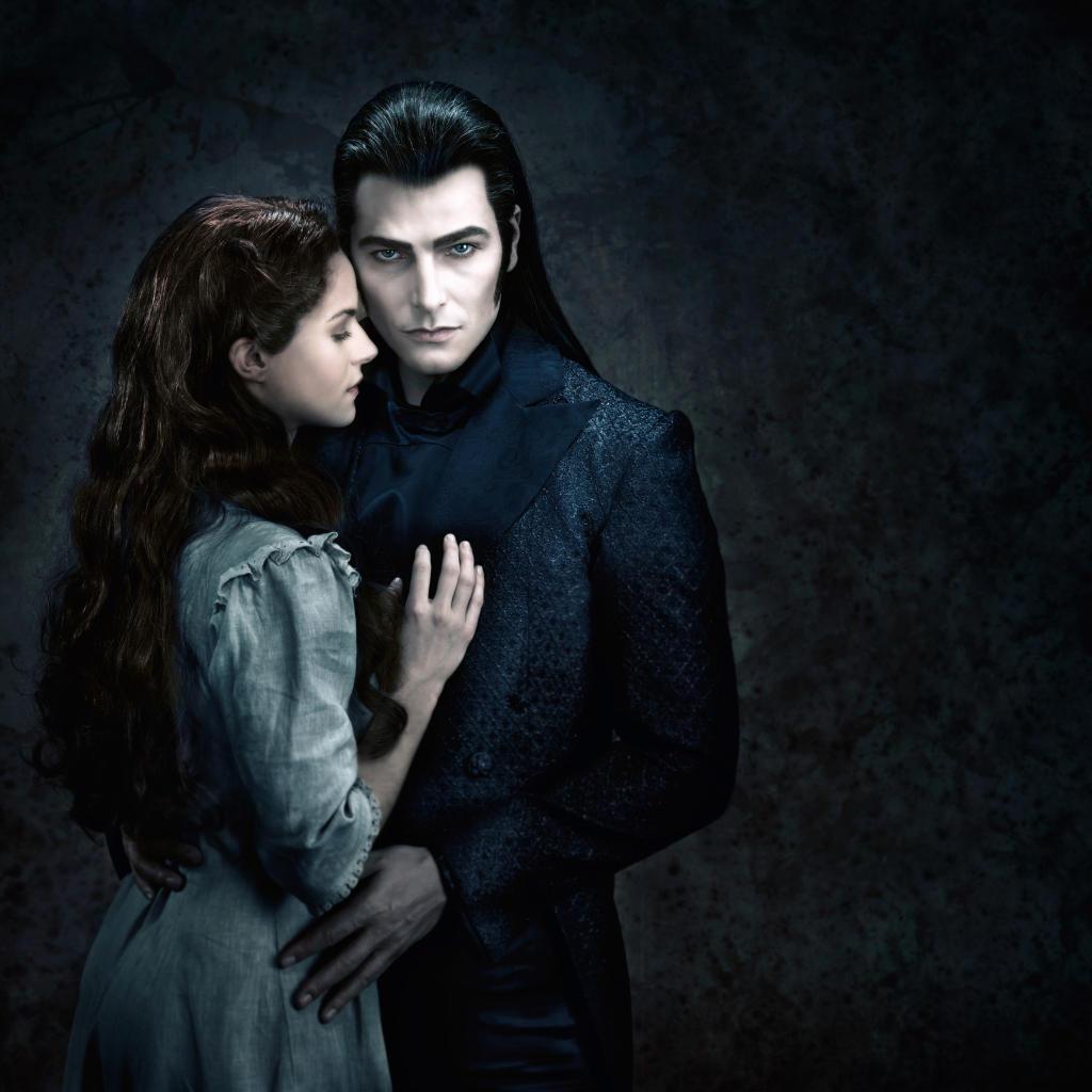 Девушка и вампир