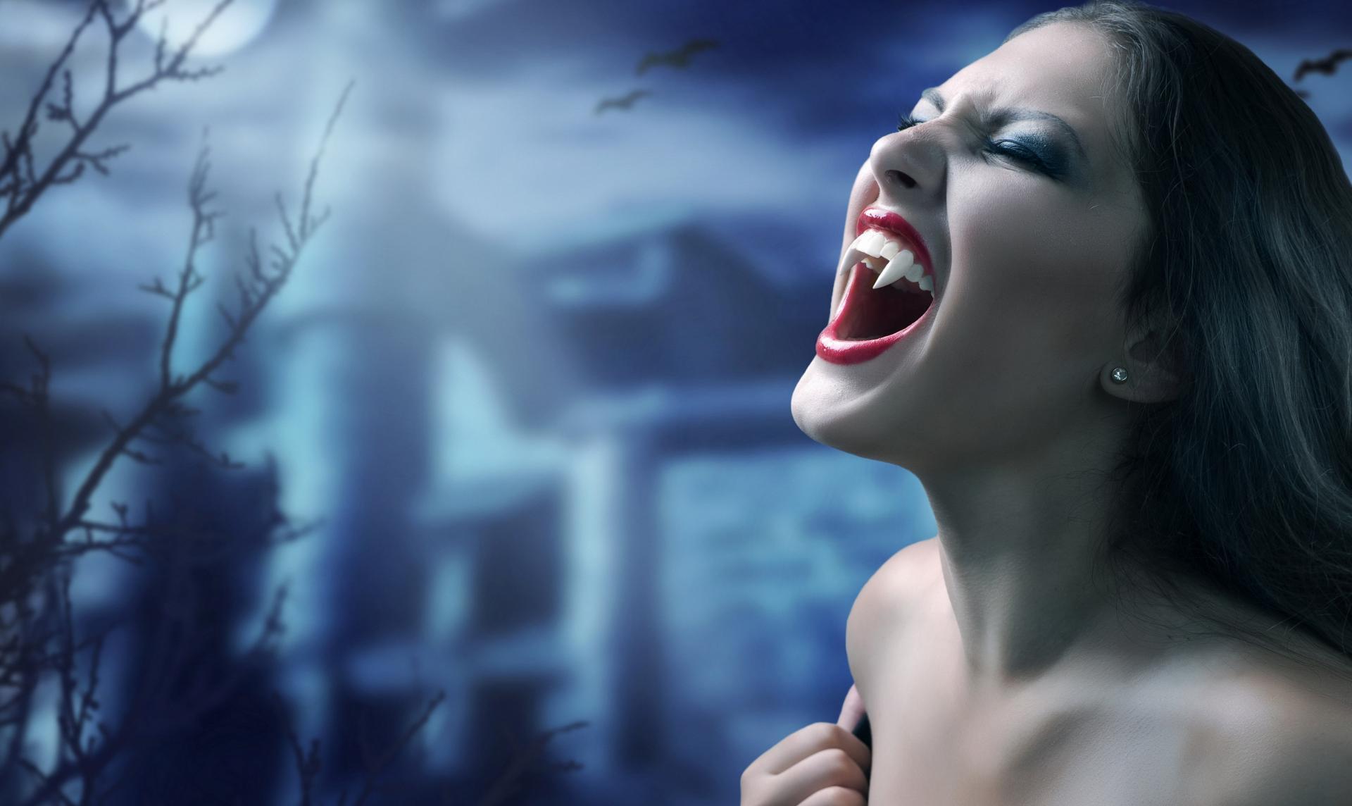 Приснилось что будет секс с вампиром