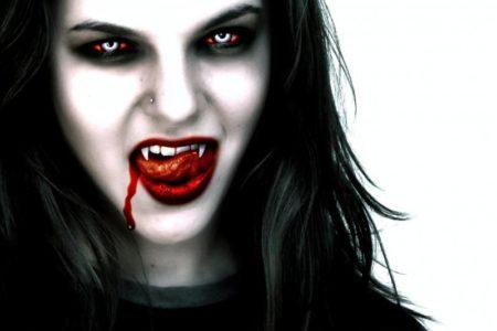 Образ секс вампирши