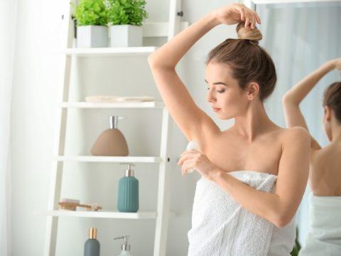 Женские дезодоранты