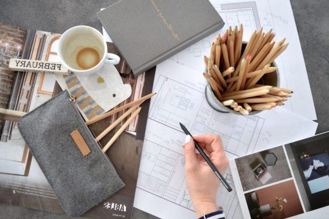 услуги дизайнера интерьера дома