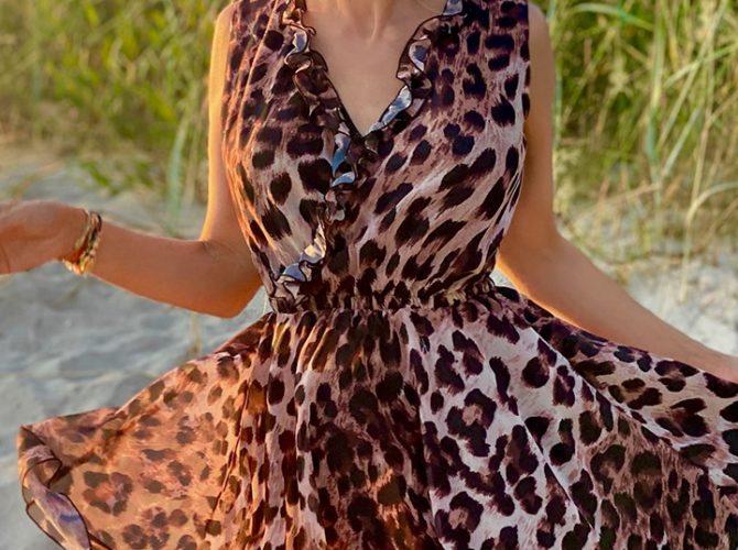 какую ткань выбрать для платья