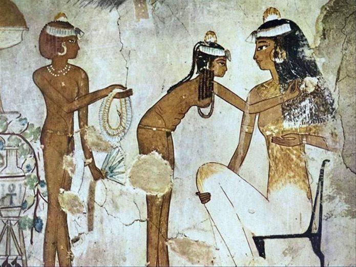 древние методы контрацепции