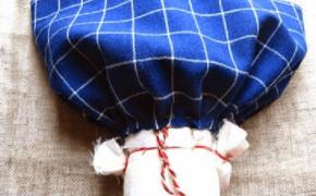 Юбка обережной куклы