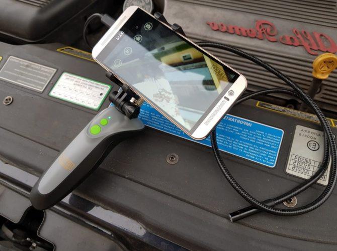 USB-эндоскопы для смартфонов