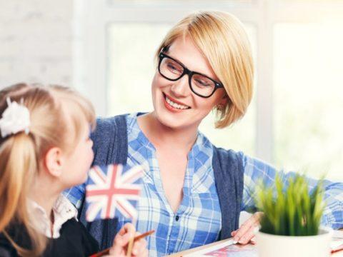 Обучение английскому школьников